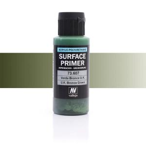 Vallejo Primer, UK Bronze Green, 60 ml
