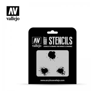 Vallejo Paint Stains