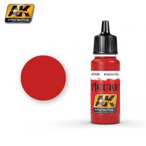 AK Interactive EMBLEM RED