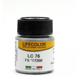 LifeColor gun metal - 22ml