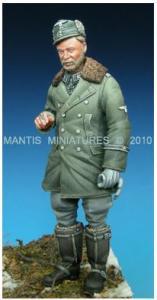 Mantis Miniatures German SS General - Europe 1944-45