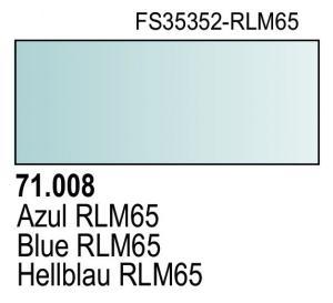 Vallejo Model Air 008 - Blue RLM65