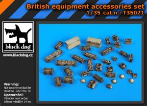 Black Dog British Equipment - Accessories Set