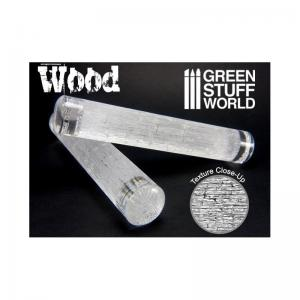 Green Stuff World Rolling Pin Wood Planks