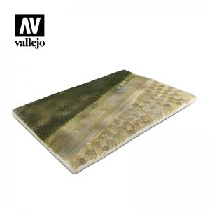 Vallejo Paved Street Section 31cm x 21cm