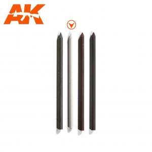 AK Interactive White Chalk Lead (Hard)