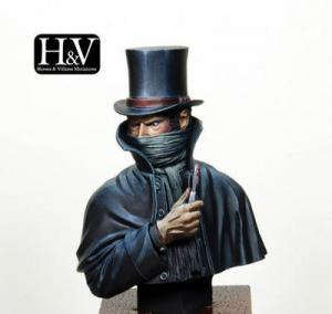 Heroes & Villains Jack The Ripper 1/12