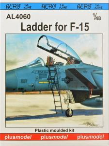 Plus Model Ladder for McDonnell F-15 Eagle