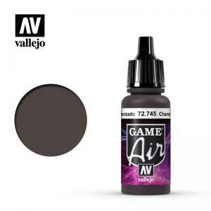 Vallejo Game Air - Charred Brown