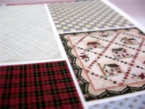 Reality in Scale Table Cloths on Real Cotton