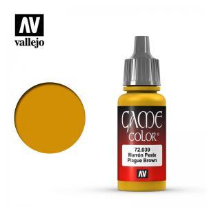 Vallejo Game Color - Plague Brown