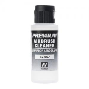 Vallejo Premium Airbrush Cleaner, 60 ml