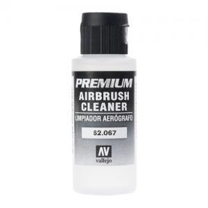 Vallejo Premium Airbrush Cleaner, 60 ml