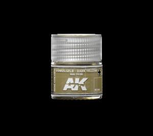 AK Interactive Dunkelgelb-Dark Yellow RAL 7028 10ml