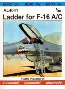 Plus Model Ladder for F-16A/C
