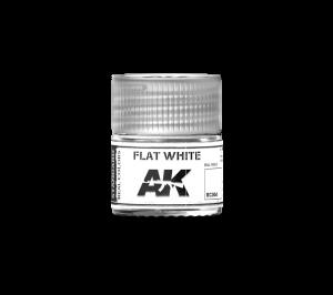 AK Interactive Flat White 10ml