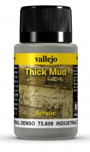 Vallejo Industrial Thick Mud 40 ml