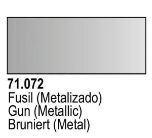 Vallejo Model Air 072 - Gun Metal