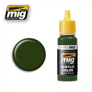 Ammo Mig Jimenez FOREST GREEN