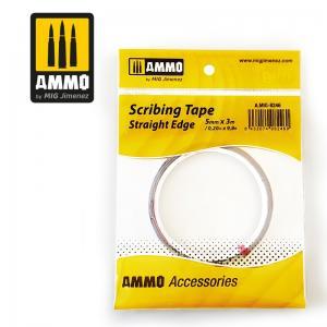 Ammo Mig Jimenez Scribing Tape - Straight Edge (5mm x 3M)