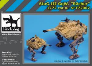 Black Dog StuG.III Gqw . 'Racher' (sci-fi)