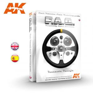 AK Interactive CIVIL VEHICLES SCALE MODELLING F.A.Q - English