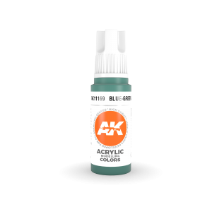 AK Interactive Blue-Green 17ml