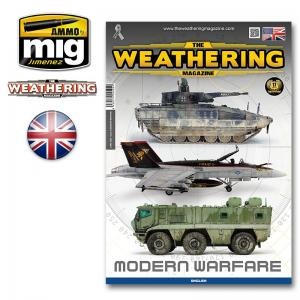Ammo Mig Jimenez The Weathering Magazine #26, Modern Warfare