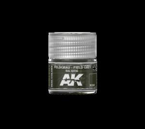 AK Interactive Feldgrau-Field Grey RAL 6006 10ml