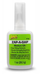Zap ZAP CA Glue 28gr green