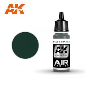 AK Interactive Ao Midori Iro (Blue -Green) 17ml