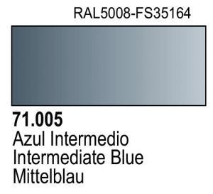 Vallejo Model Air 005 - Intermediate Blue