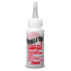 Zap Formula '560' Canopy Glue (59 ml)