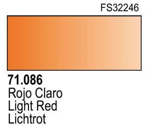 Vallejo Model Air 086 - Light Red