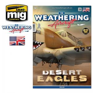 Ammo Mig Jimenez The Weathering Aircraft #9, Desert Eagles
