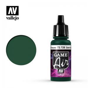 Vallejo Game Air - Dark Green