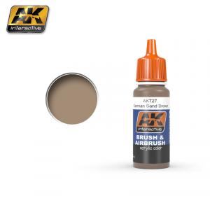 AK Interactive RAL 8031 F9 German Sand Brown 17ml