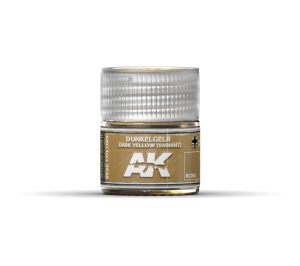 AK Interactive Dunkelgelb Dark Yellow (Variant) 10ml