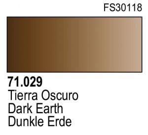 Vallejo Model Air 029 - Dark Earth