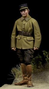 Bodi French NCO WWII