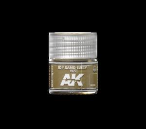 AK Interactive IDF Sinai Grey 1973 10ml