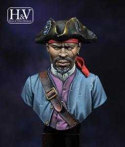 Heroes & Villains Joao, Pirate of Portobello,1688 1/12