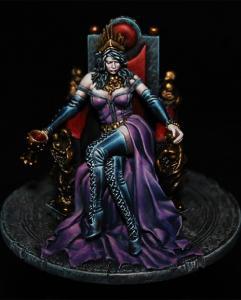 Michael Kontraros Vampire Queen