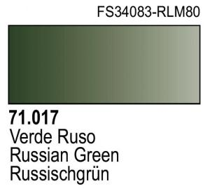 Vallejo Model Air 017 - Russian Green