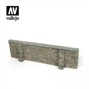 Vallejo ARDENNES VILLAGE WALL 24X7CM