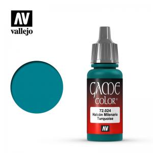 Vallejo Game Color - Turquoise