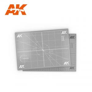 AK Interactive AK SCALE CUTTING MAT A4