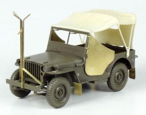 Bodi Conversion set for Willys Jeep