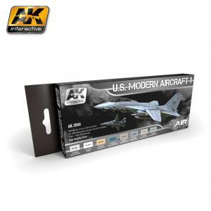 AK Interactive U.S. MODERN AIRCRAFT 1
