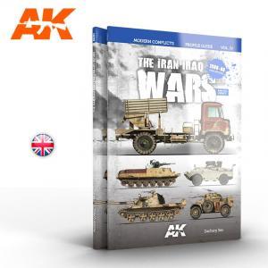AK Interactive THE IRAN IRAQ WAR 1980-1988 – MODERN CONFLICTS PROFILE GUIDE VOL. IV